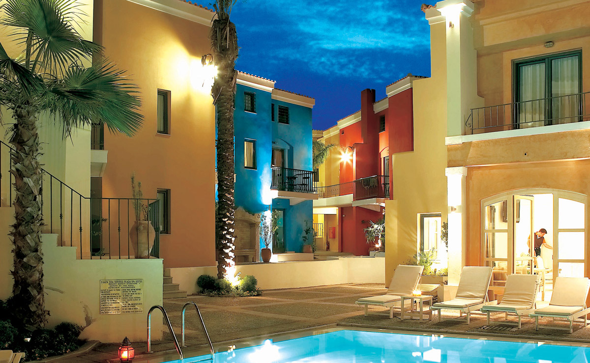 Plaza Spa Apartments | Premium Hotel In Rethymno Crete | Family Holidays
